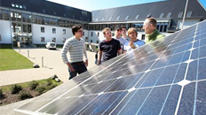 Energieerzeugung und -effizienz
